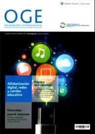 Revista de Organización y Gestión Educativa, nº 4, 2014: Alfabetización digital, redes y cambio educativo.